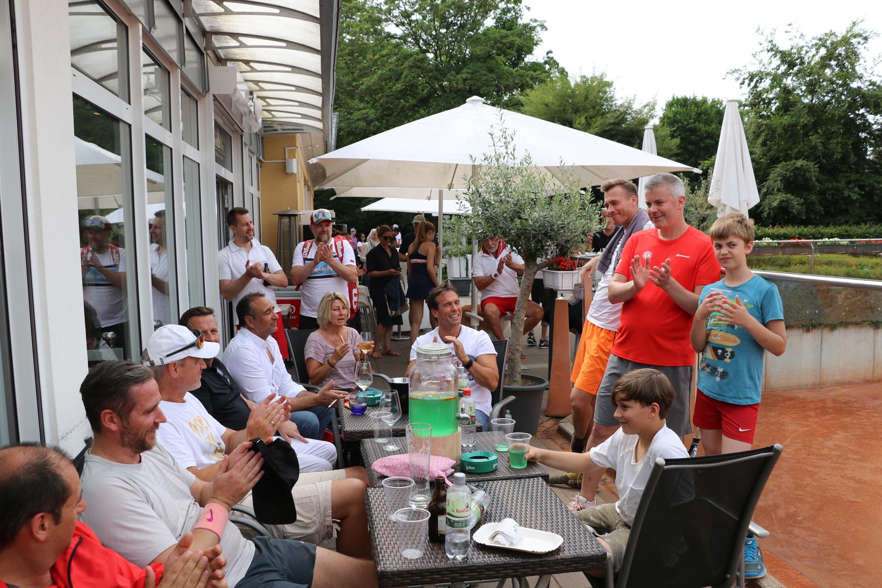TCRW Bad Nauheim - Pfingstturnier 2019